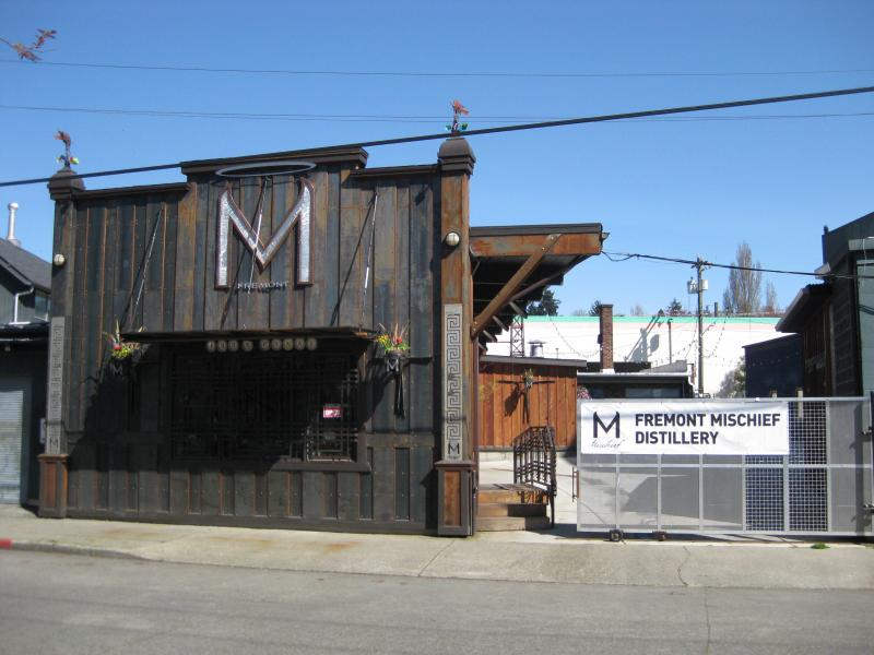 Fremont Mischief Distillery Whiskybase Ratings And Reviews For