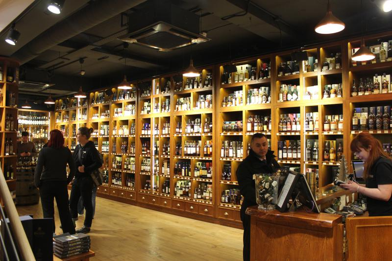 The Whisky Exchange Covent Garden Whiskybase Ratings
