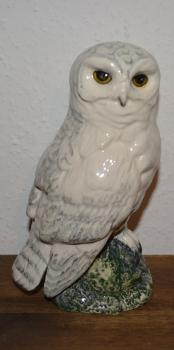 Whyte & Mackay Snow Owl Decanter