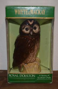 Whyte & Mackay Tawny Owl