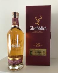 Glenfiddich 25-year-old