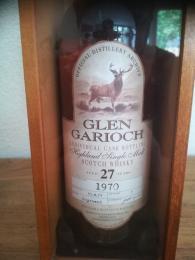 Glen Garioch 1970