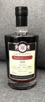 Ballindalloch 2000 MoS