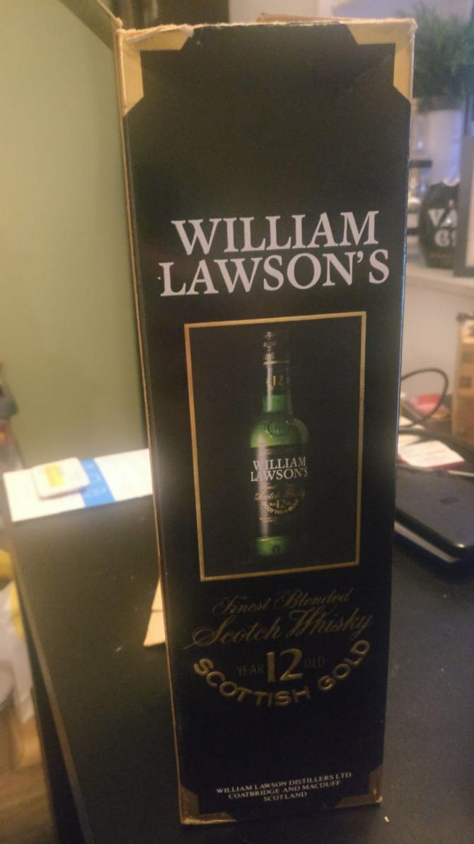 William Lawson's 12-year-old - Whiskybase - Ratings and