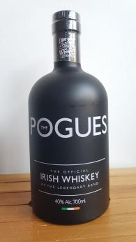 The Pogues The Official Irish Whiskey of the Legendary Band