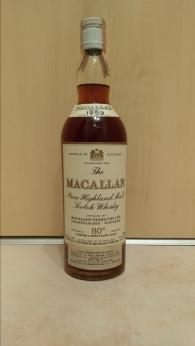 Macallan 1959