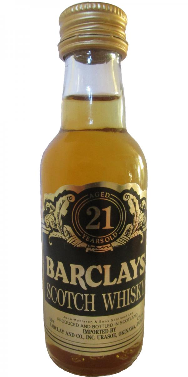 Barclays 21-year-old JM&S