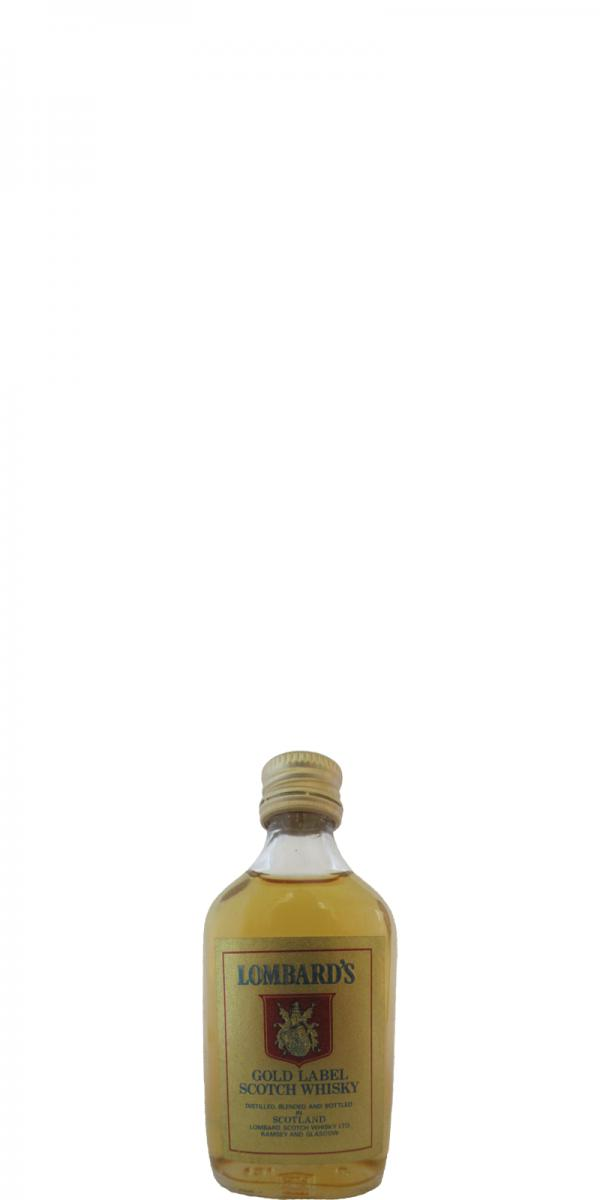 Lombard Gold Label Scotch Whisky