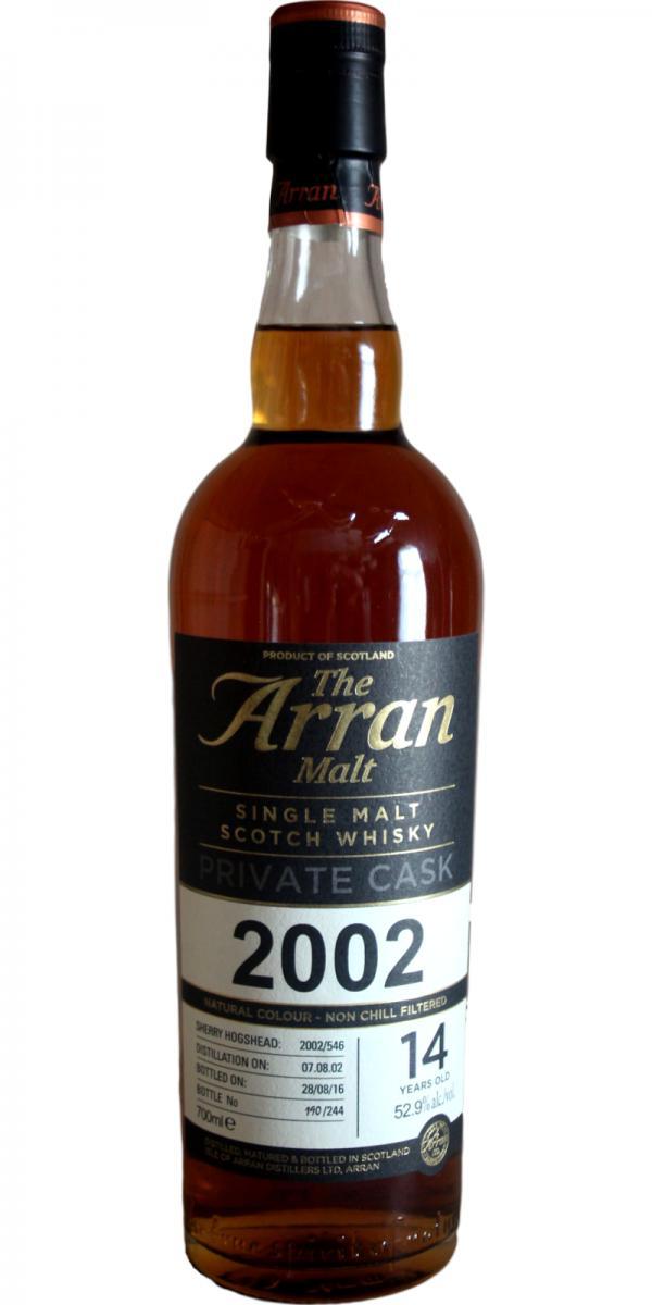 Arran 2002