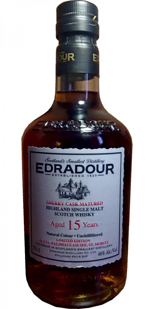 Edradour 15-year-old