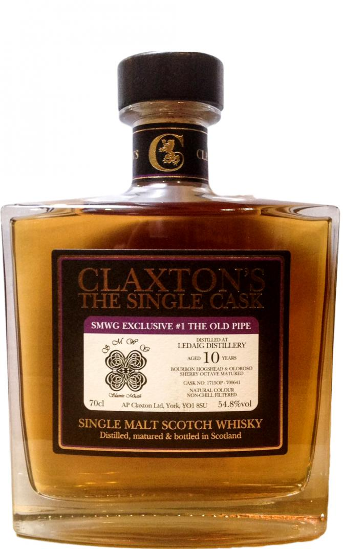 Ledaig 10-year-old Cl