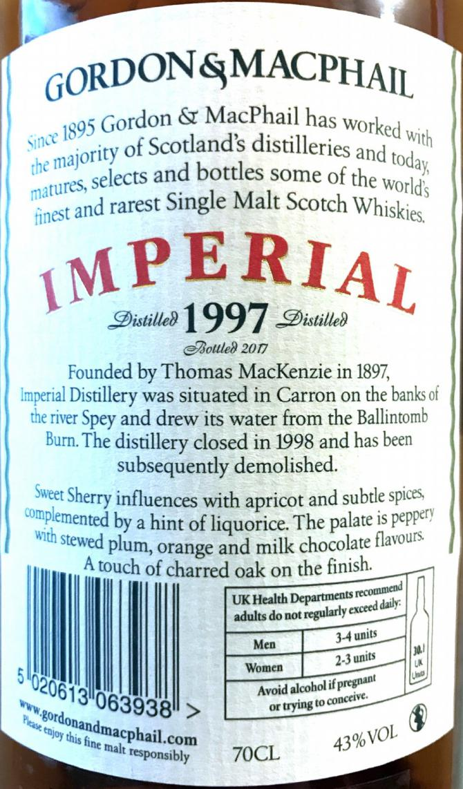 Imperial 1997 GM