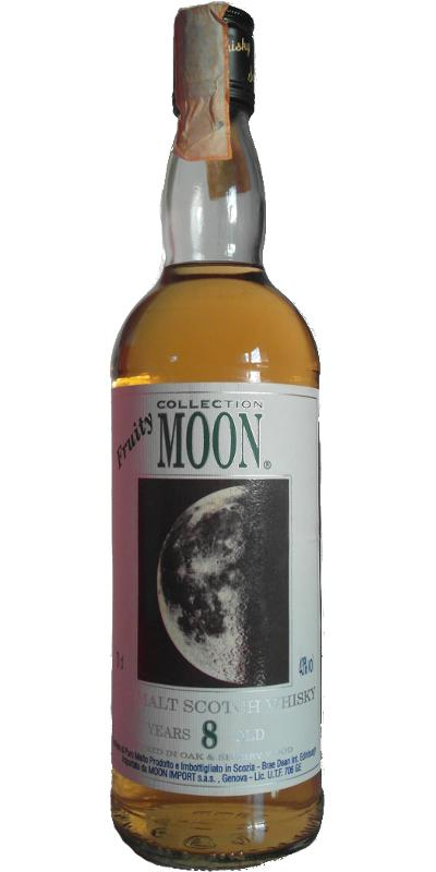 Collection Moon 08-year-old MI Pure Malt