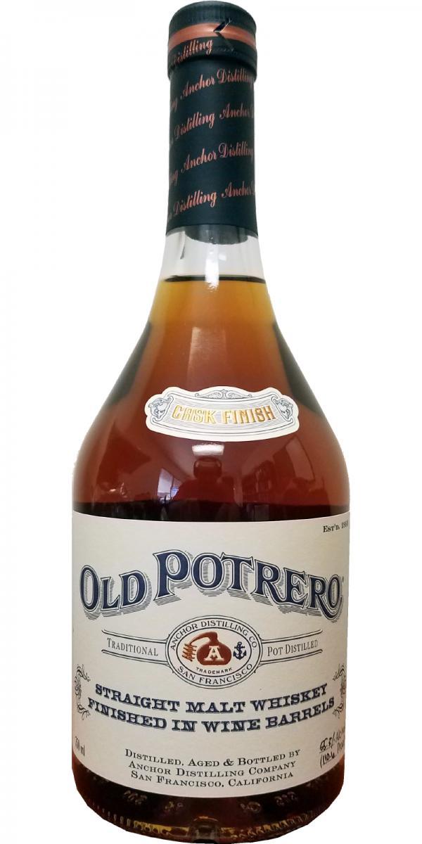 Old Potrero Straight Malt Whiskey