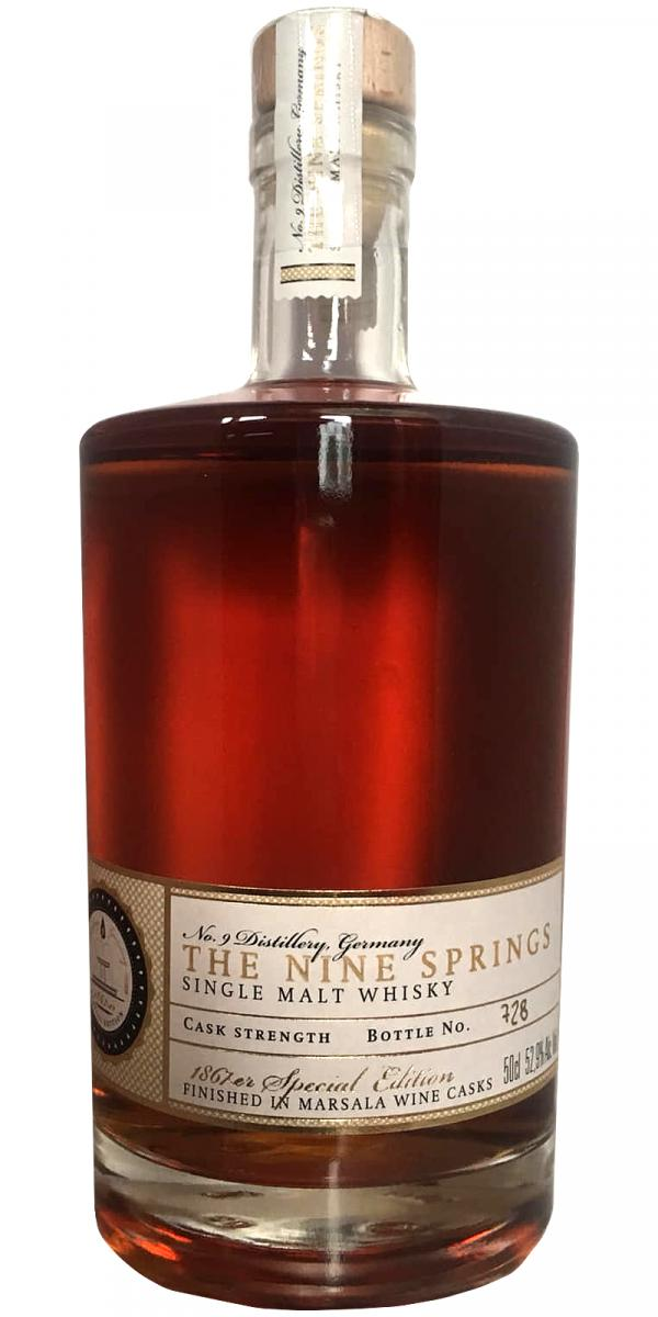 The Nine Springs 1867er