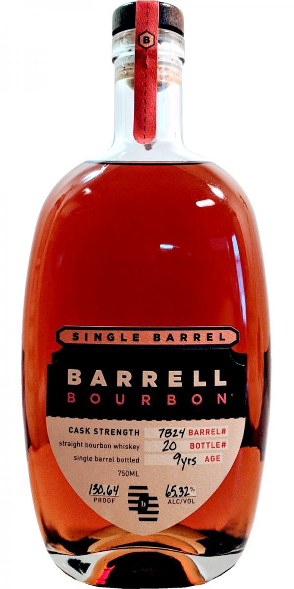 Barrell Bourbon 09-year-old