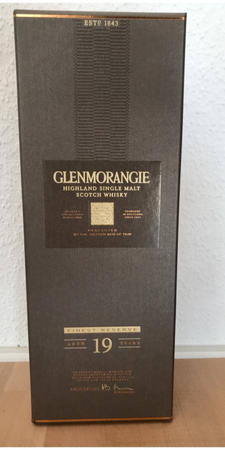 Glenmorangie 19-year-old