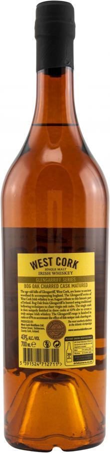 West Cork Bog Oak Charred Cask