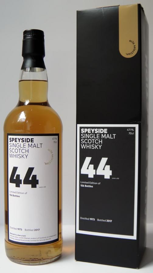 Speyside 1973 AdF