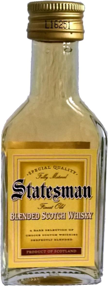 Statesman Finest Old Blended Scotch Whisky WoWy