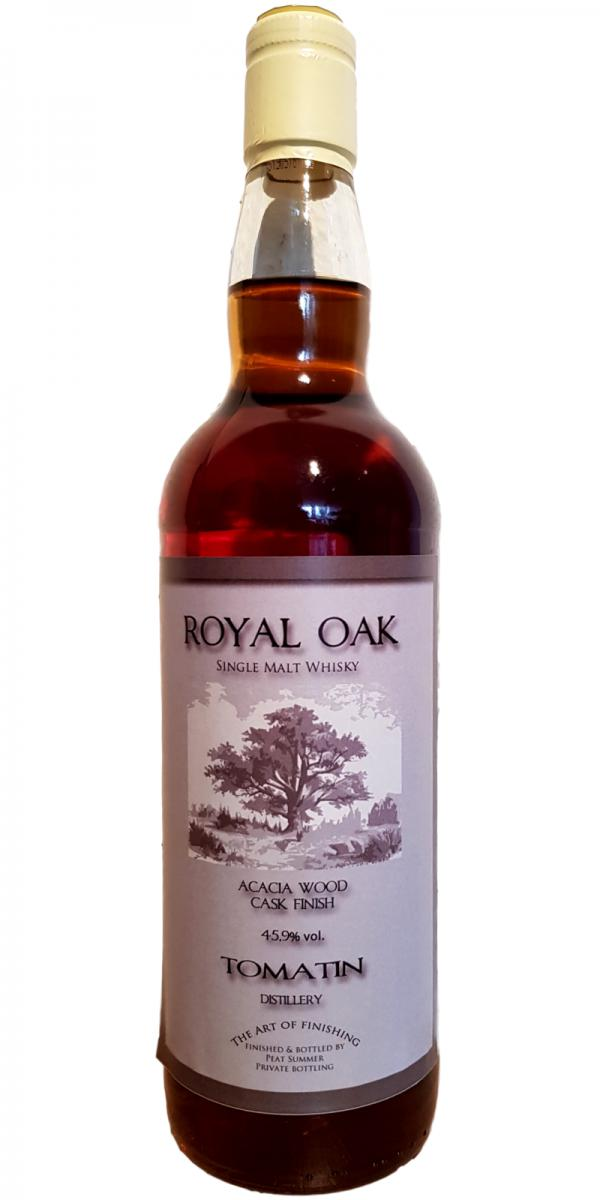 Tomatin Royal Oak PeSu