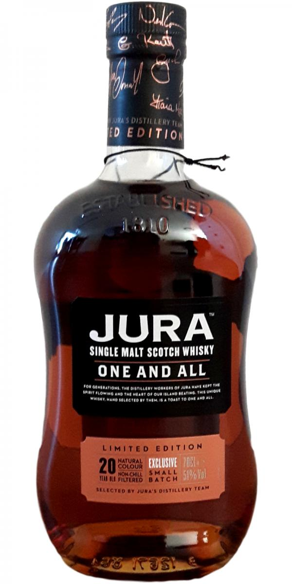 Isle of Jura One And All