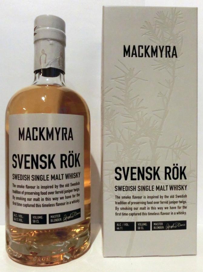 Mackmyra Svensk Rök