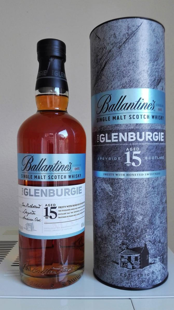 Glenburgie 15-year-old
