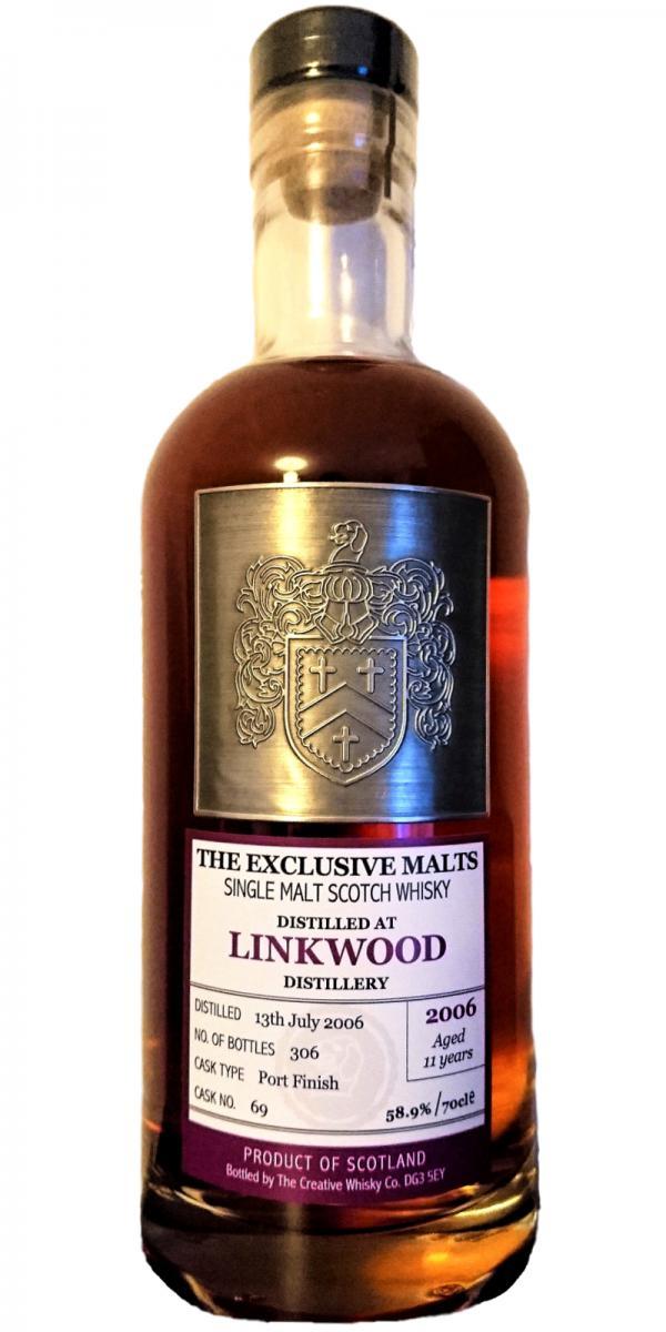 Linkwood 2006 CWC