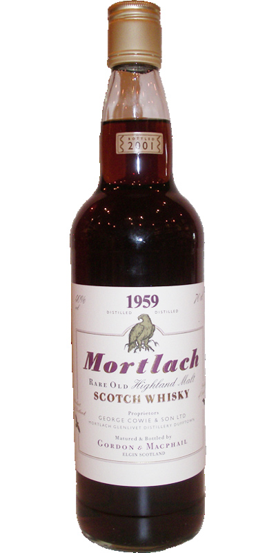 Mortlach 1959 GM