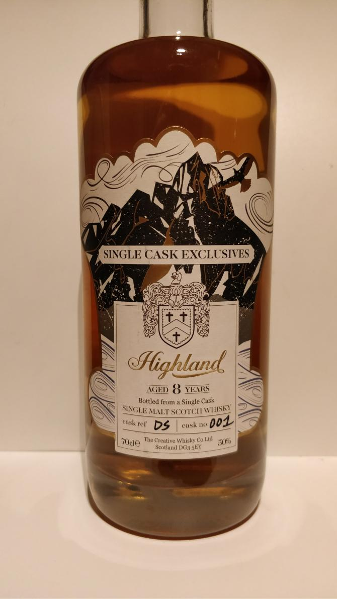 Highland 08-year-old CWC