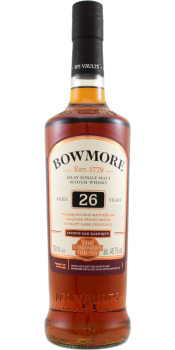 Bowmore 26-year-old