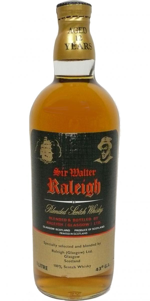 Sir Walter Raleigh 12-year-old