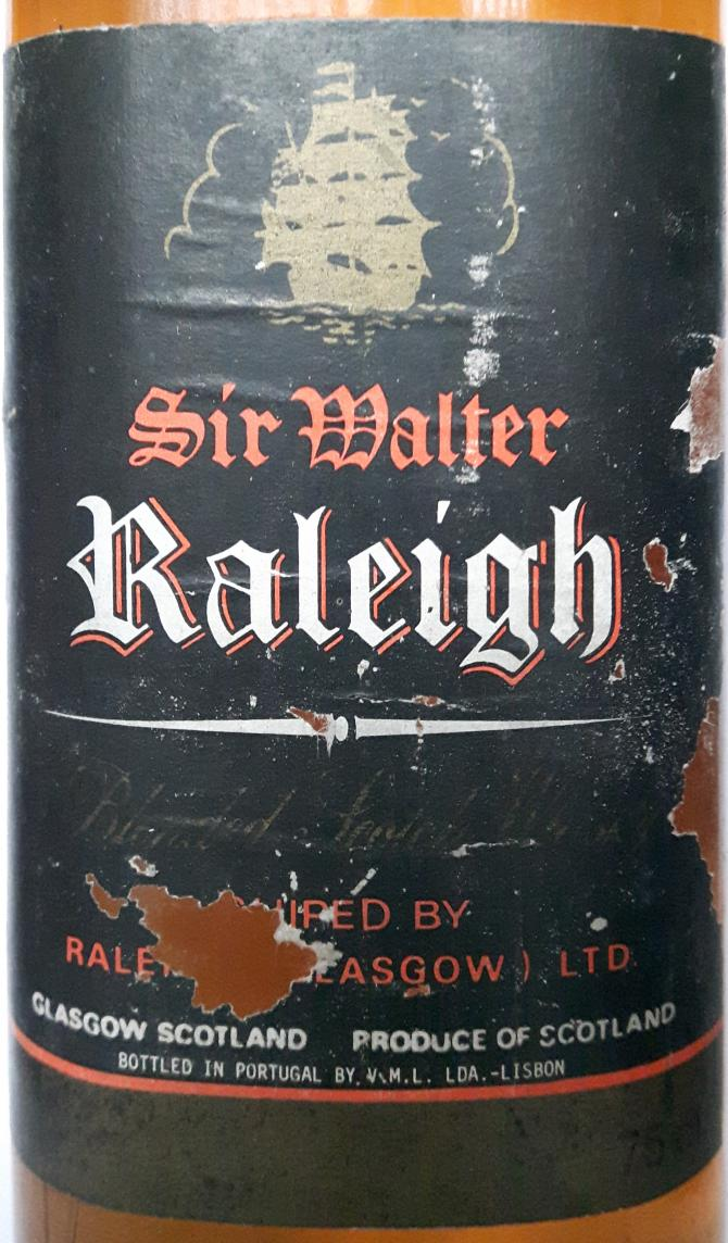 Sir Walter Raleigh Blended Scotch Whisky