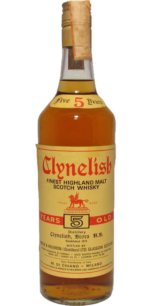 Clynelish 05-year-old