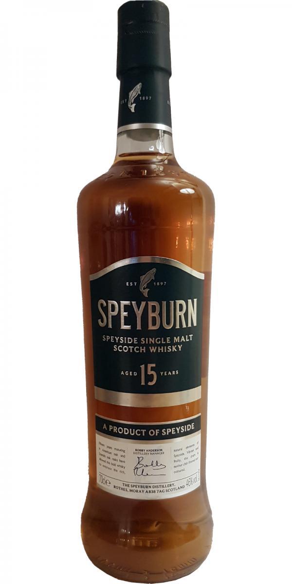Speyburn 15-year-old