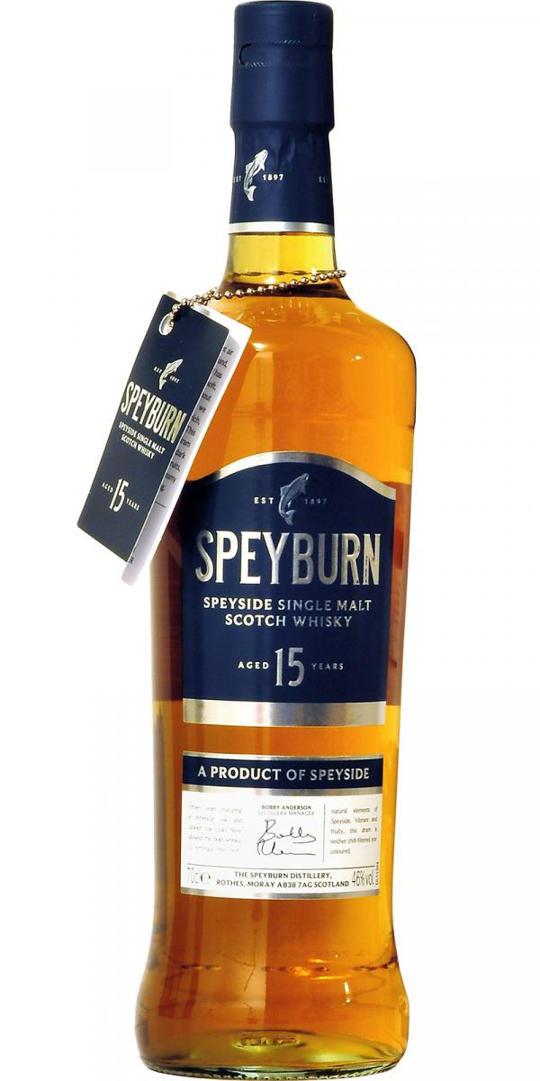 Speyburn 15 Year Old Ratings And Reviews Whiskybase