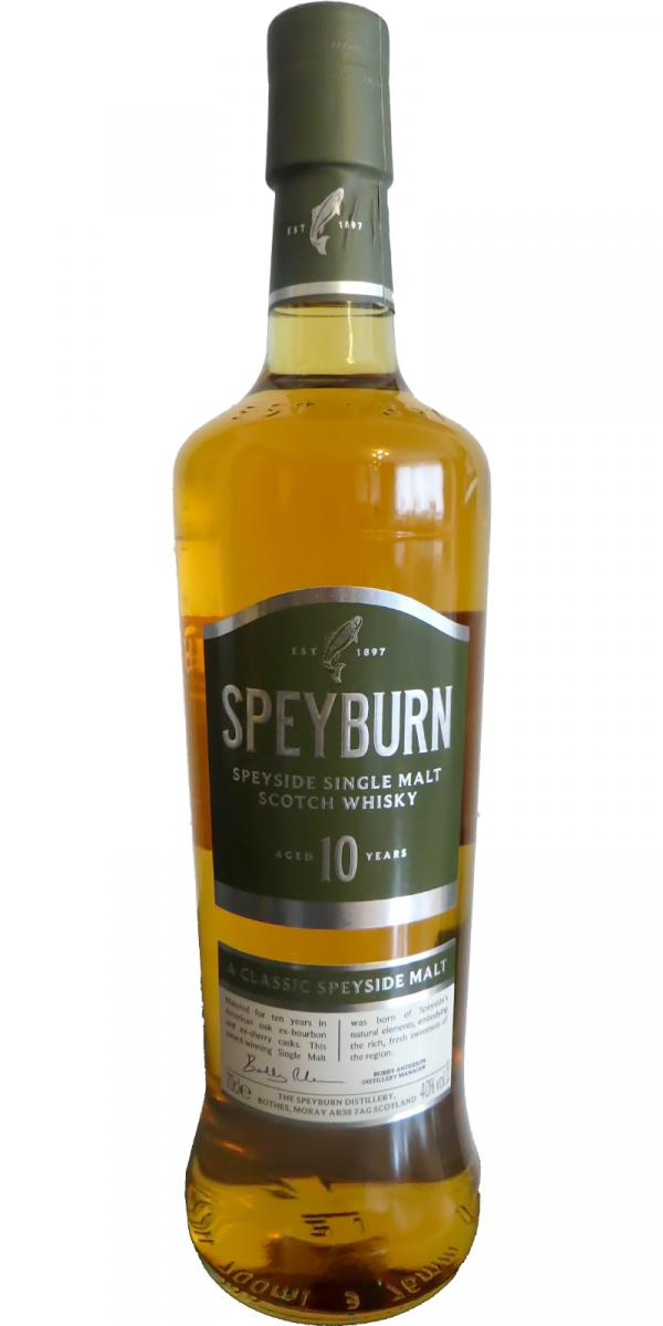 Speyburn 10 Year Old Ratings And Reviews Whiskybase