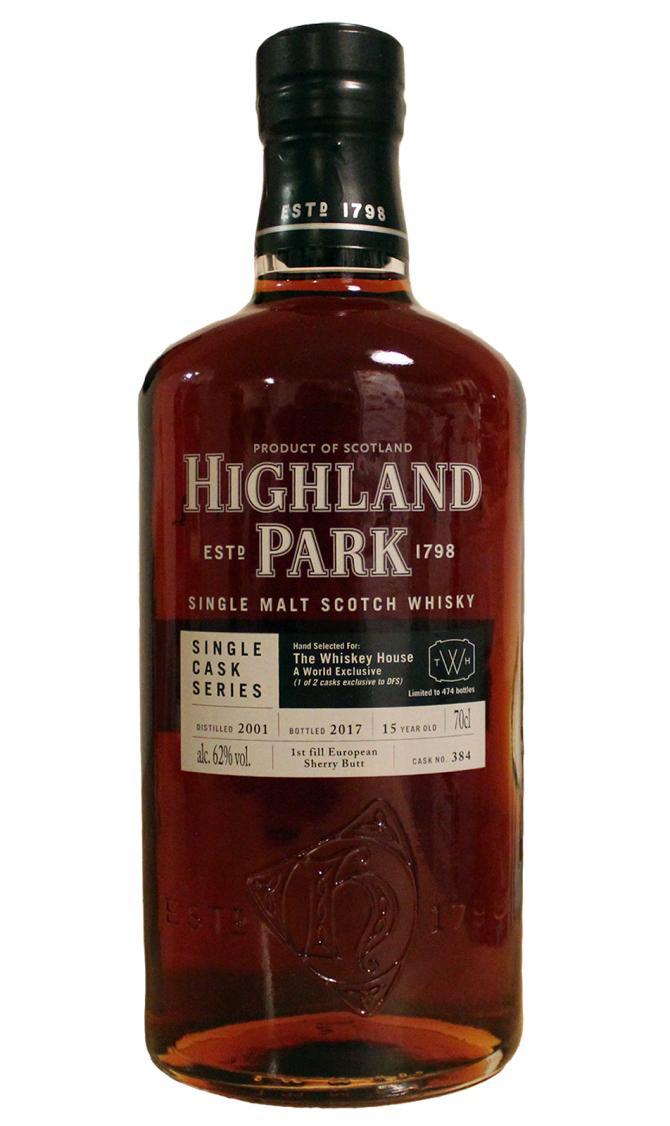 Highland Park 2001