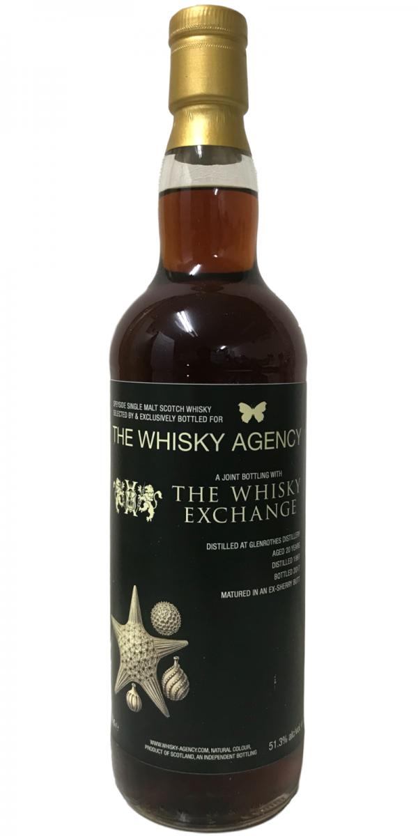 00ad59bc318 Glenrothes 1997 TWA - Ratings and reviews - Whiskybase
