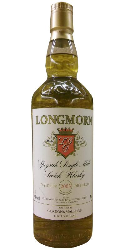 Longmorn 2003 GM