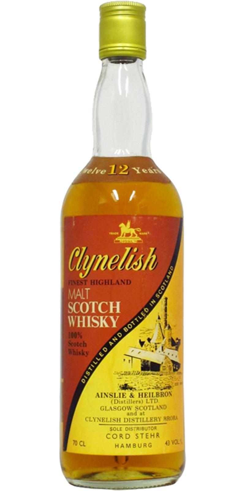 Clynelish 12-year-old
