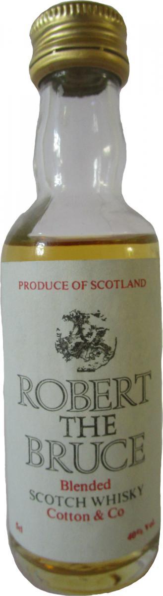 Robert the Bruce Blended Scotch Whisky