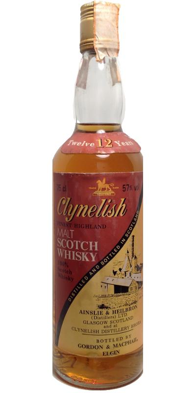 Clynelish 12-year-old GM