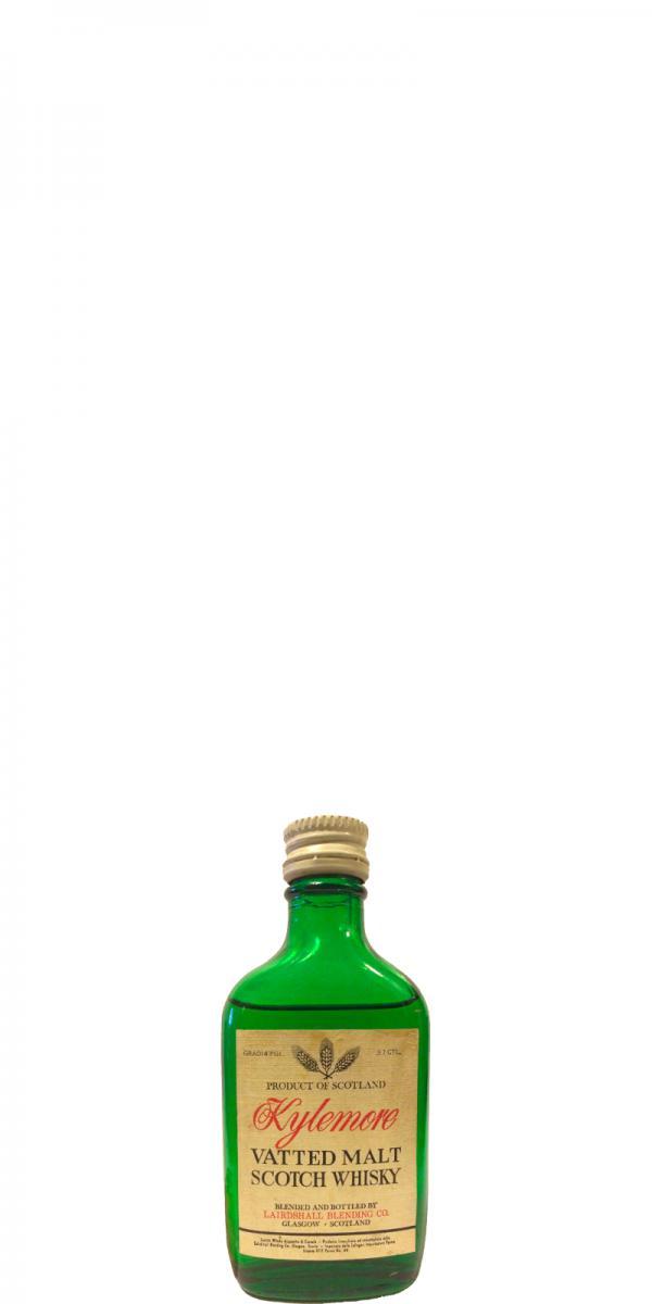 Kylemore Vatted Malt Scotch Whisky