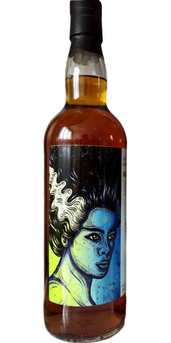 Blended Malt Scotch Whisky 1993 PST