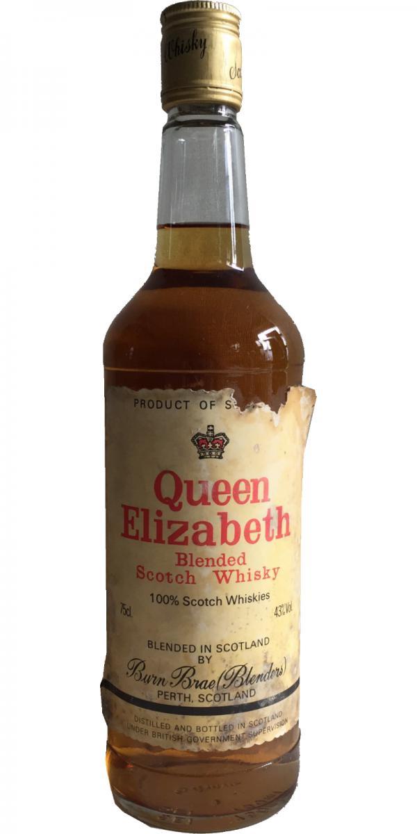 Queen Elizabeth Blended Scotch Whisky