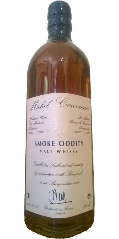 Michel Couvreur Smoke Oddity