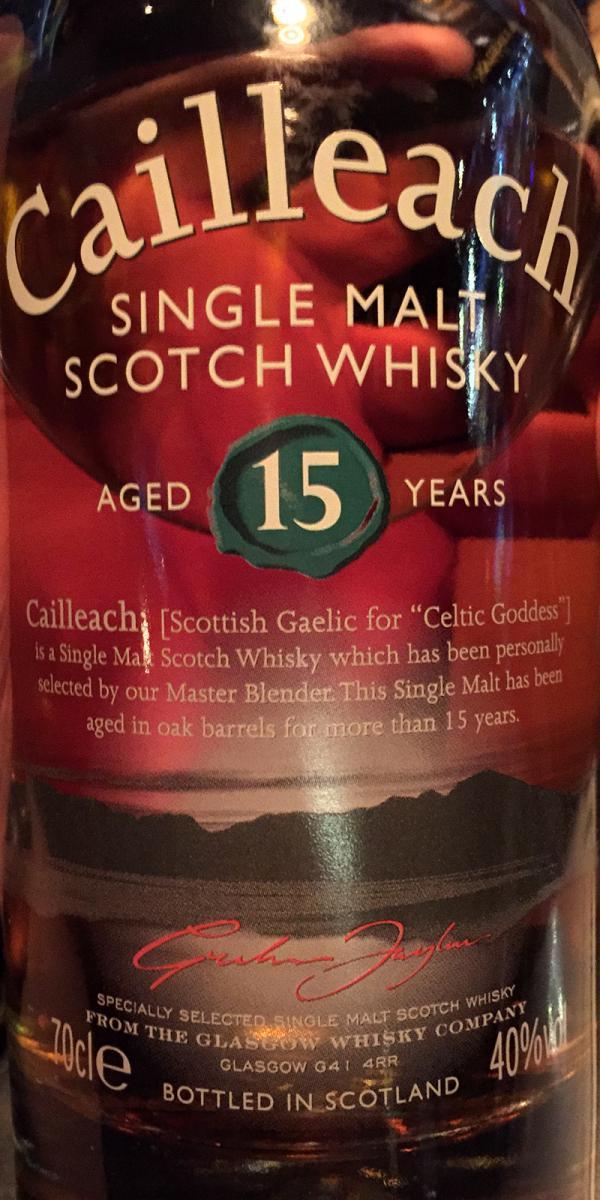 Cailleach 15-year-old TGWC