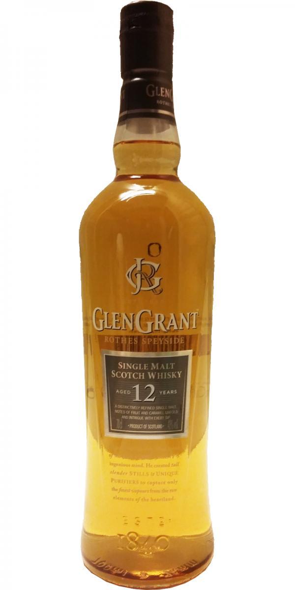 Glen Grant 12-year-old